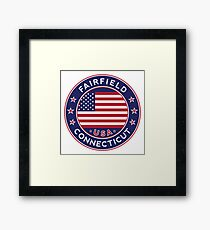 Fairfield, Connecticut Framed Print