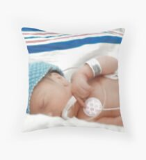 Sweet Dreams Little Ryan... Throw Pillow