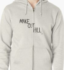 Make Out Hill Zipped Hoodie