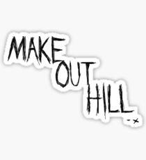 Make Out Hill Sticker