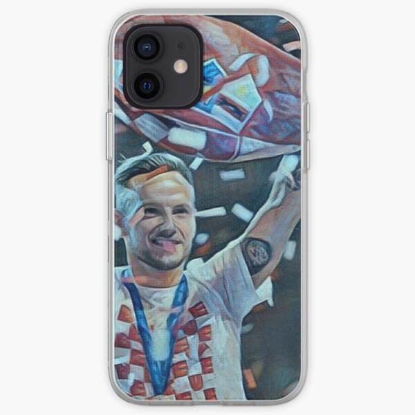 Ivan Rakitic iPhone Soft Case