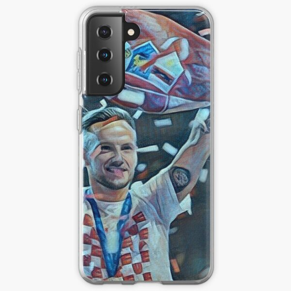 Ivan Rakitic Samsung Galaxy Soft Case