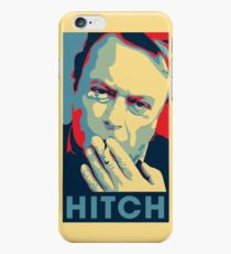 Christopher Hitchens Obama Style Poster iPhone 6s Case