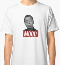 JAMES BALDWIN | MOOD Classic T-Shirt
