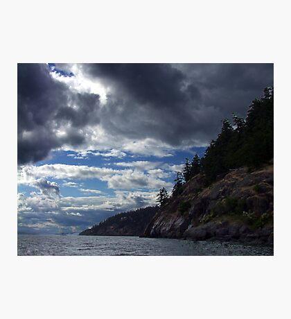 Pender Island B.C.  Photographic Print