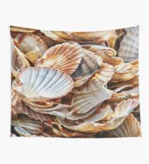 Seashells, Seashells Wall Tapestry