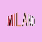 Milano digital design by juancarlos55