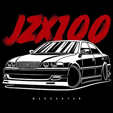 Chaser JZX100 by OlegMarkaryan