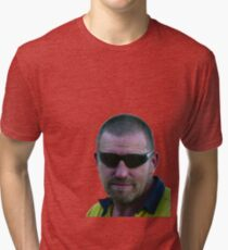 this is my dad Tri-blend T-Shirt