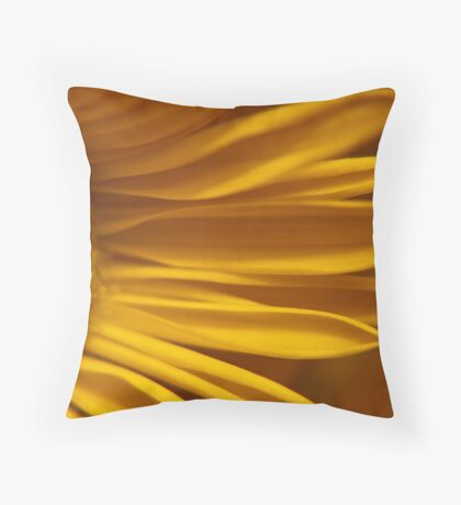 Daisy Fab Flower Throw Pillow