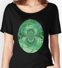Greenhouse Women's Relaxed Fit T-Shirt
