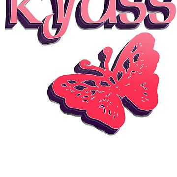 Kyuss - BUtterfly by AdeGee