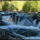 Silky Water Flow by cateye30