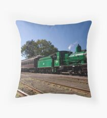 Memories of the Past #2 Throw Pillow