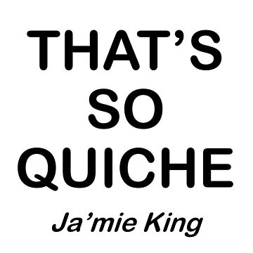 Ja'mie King - That's so quiche by jpuk