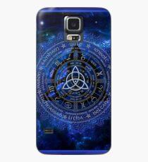 Pagan Calendar Wheel  Case/Skin for Samsung Galaxy