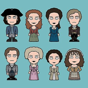Team Poldark by redscharlach