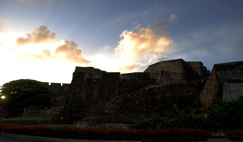 Old San Juan by Jennifer Suttle