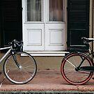 2 Fahrräder, NOLA von Bethany Helzer