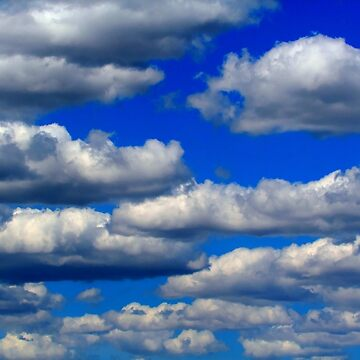Cumulus Clouds by umpa1