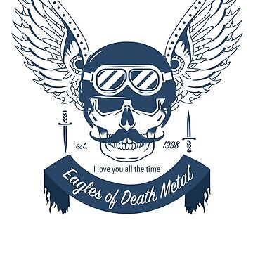 EODM - Eagles of Death Metal by AdeGee