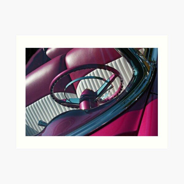 Pink 55 Art Print