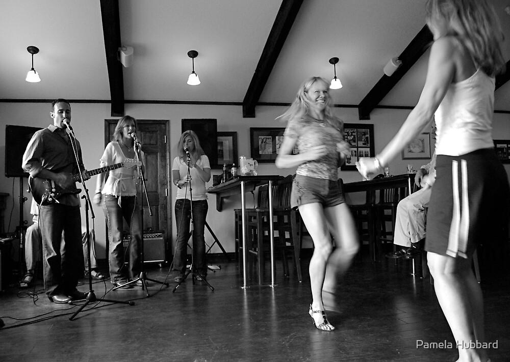 Happy To Dance! by Pamela Hubbard