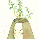Kalanchoe Thoughts by Marie-Rooney