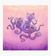 Octopuss Photographic Print