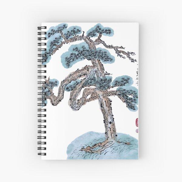 Ancient Pine Tree Spiral Notebook