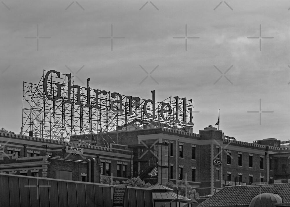 Ghirardelli Square in San Francisco by Buckwhite