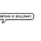 This Meeting is Bullsh*t by Grant Sewell