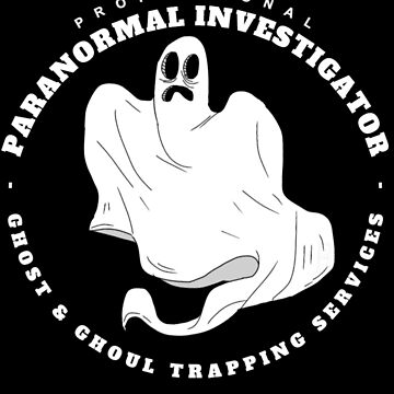Professional Paranormal Investigator by gm-w
