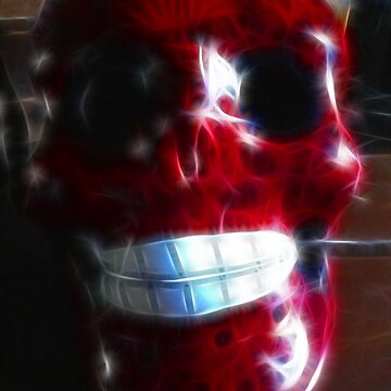 Grim Grin by skinnypuppy23
