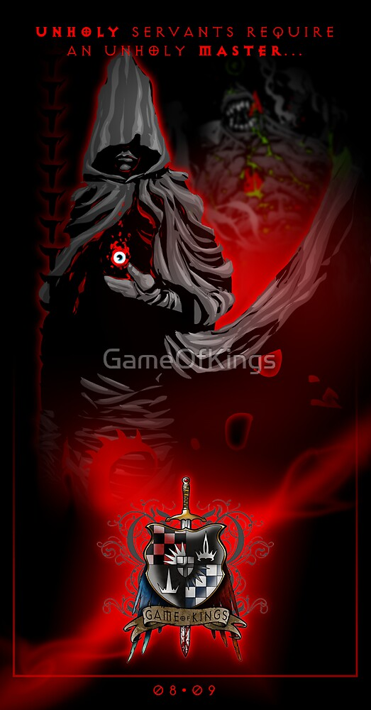 Game of Kings, Wave Three Preview - the Black King's Bishop by GameOfKings