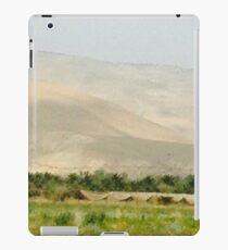 DATE FARM (West Bank, Palestinian Territories) iPad Case/Skin