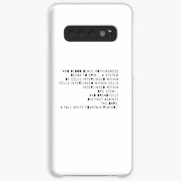 Blade Runner Cells Interlinked Samsung Galaxy Snap Case