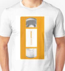 VHS KANAL ORANGE Slim Fit T-Shirt