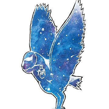 Bryn Mawr Galaxy Owl  by Mother-of-Psych