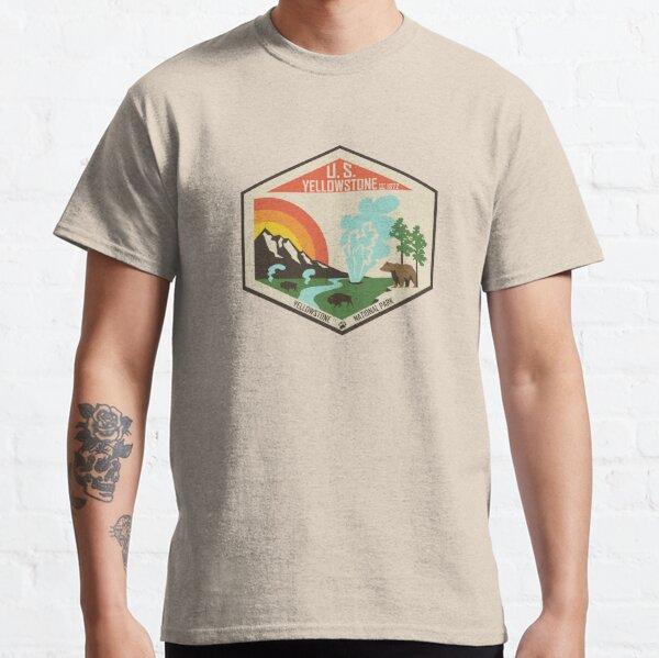 Yellowstone National Park Classic T-Shirt