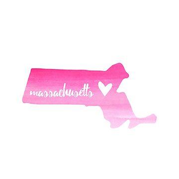 Massachusetts - rosa de gracehertlein