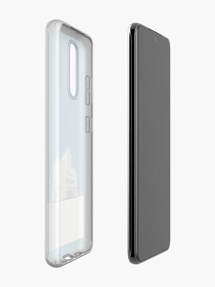 Alternate view of ODEON Balham Case & Skin for Samsung Galaxy
