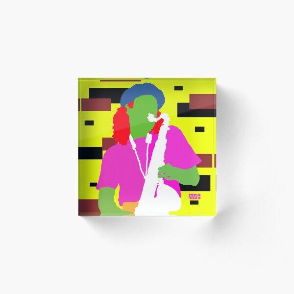 Boney James Acrylic Block
