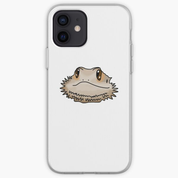 Fitz the Bearded Dragon iPhone Soft Case