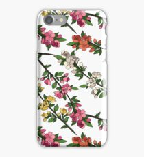 Blooming branches iPhone Case/Skin