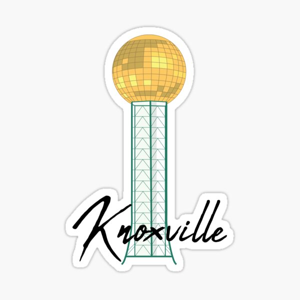 Knoxville (Sunsphere) Sticker