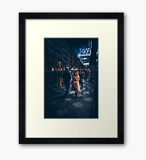 Urban Series #1 Framed Print