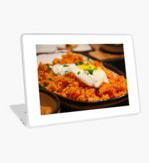 Vinilo para portátil kimchi arroz frito