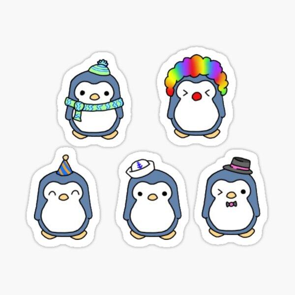 Penguin Personas Sticker