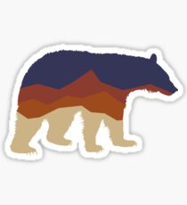 Bear Mountain Sticker